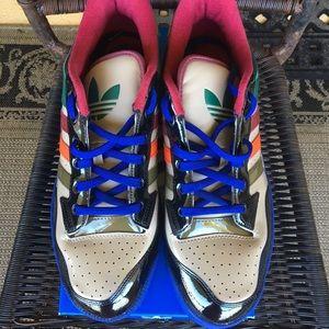 timeless design e6cfb caf3c adidas Shoes - Adidas Originals Centennial Lo Multi-Color Shoes